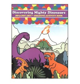 Do-A-Dot Mighty Dinosaur Book