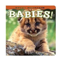 Rocky Mountain Babies - Board Book