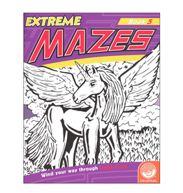 Mindscope Extreme mazes: book 5