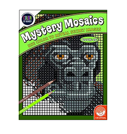 Mystery Mosaic Book 16