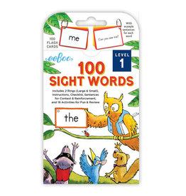 eeboo Sight Words 100 Level 1