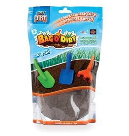 playvision Play Dirt! Bag o' dirt