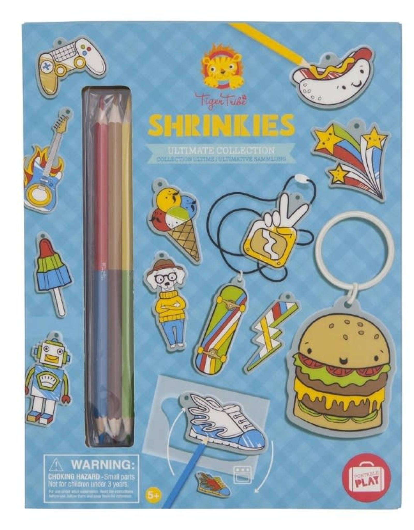 Schylling Ultimate Collection- Shrinkies