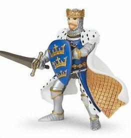 Blue King Arthur - Papo Figure