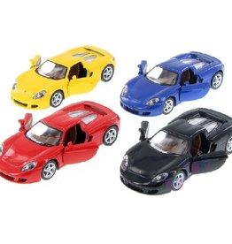 Porsche Carrera Diecast