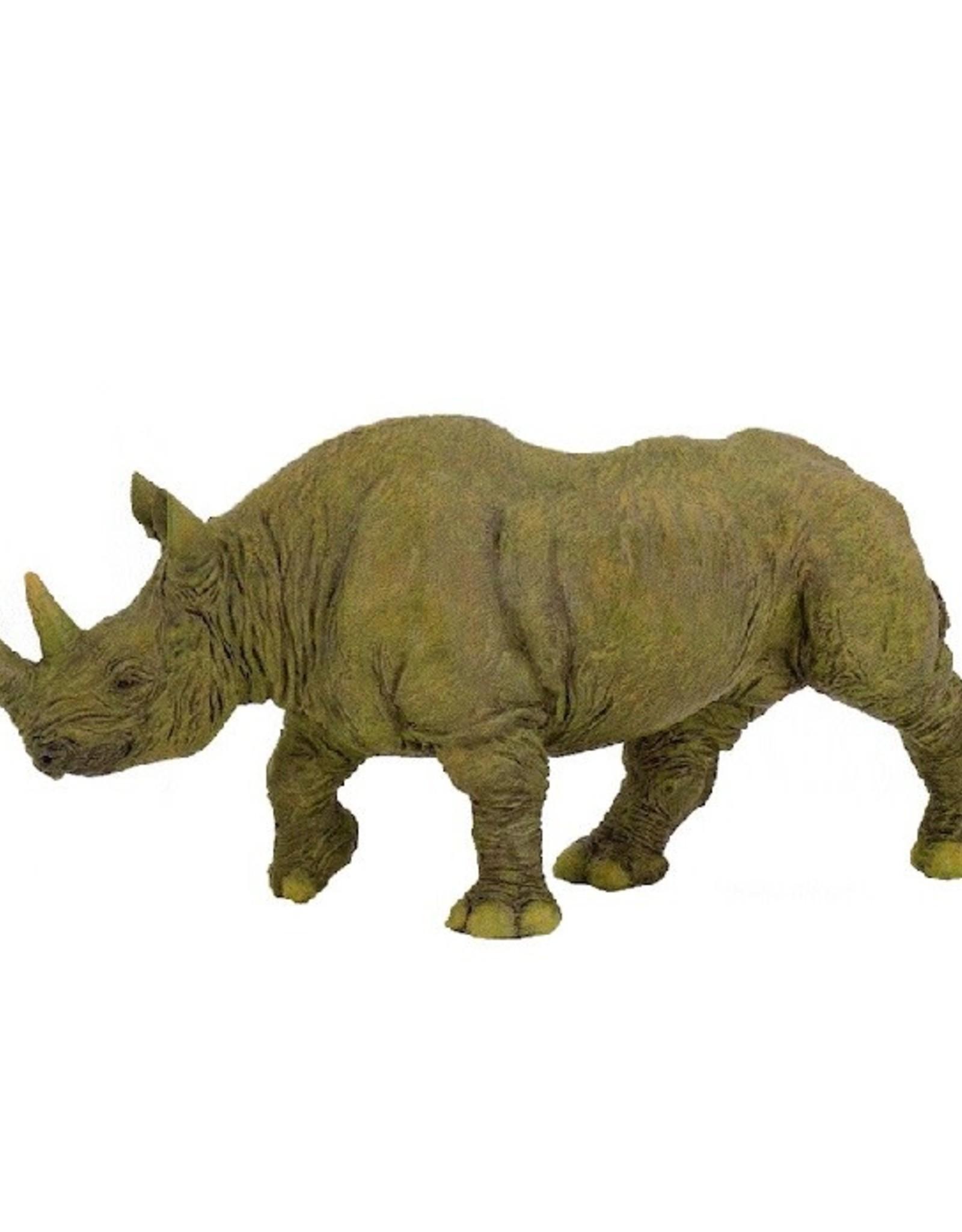 Papo Black Rhinoceros