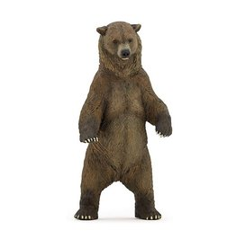 Papo Grizzly Bear - Papo Figure