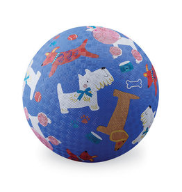 "5"" Playground Ball/ Dogs NEW!"