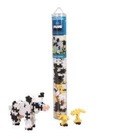 Plus-Plus Tube - Cow