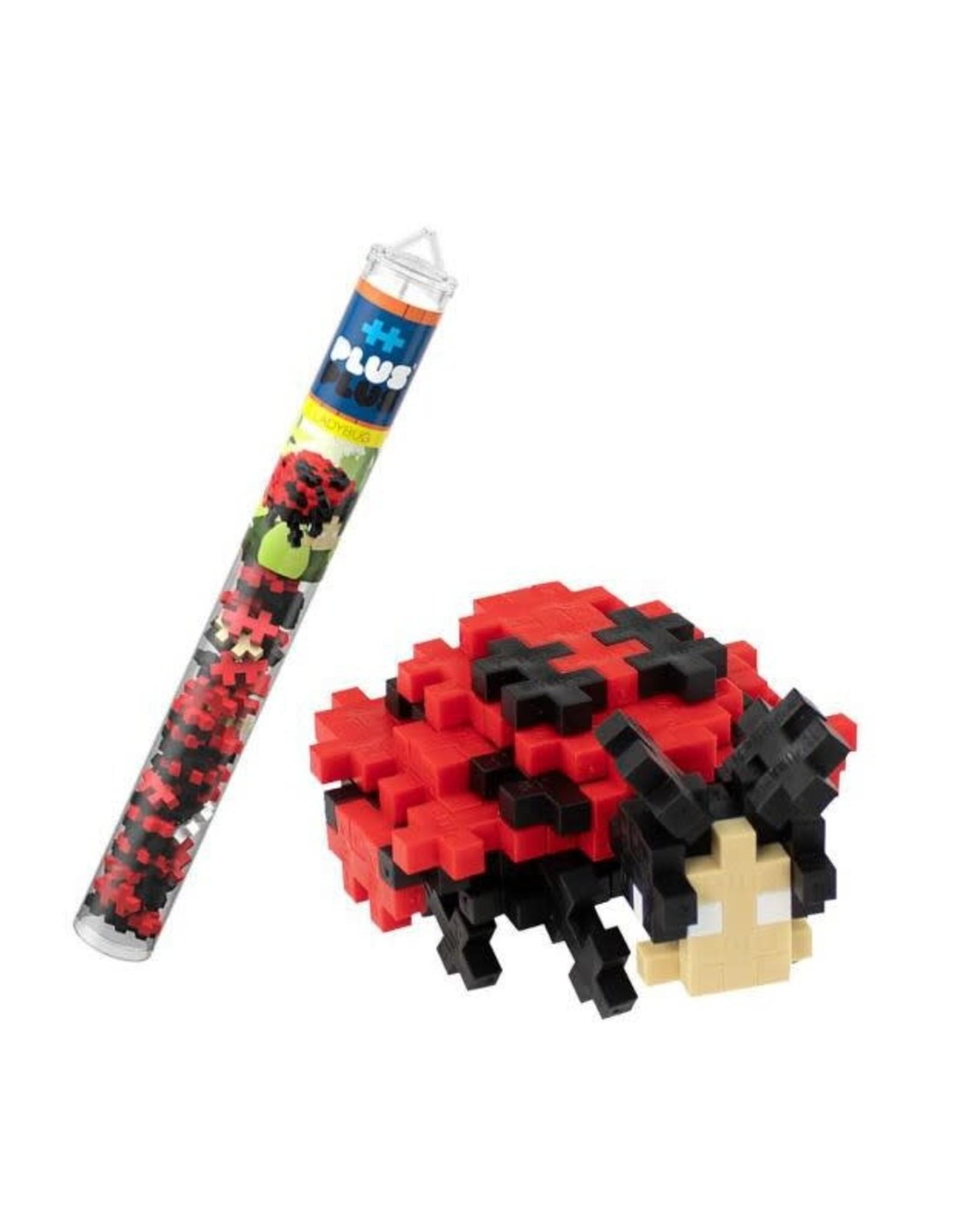 Plus-Plus Tube - Ladybug