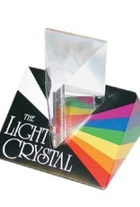"""Light Crystal Prism 2.5""""  Made in USA"""