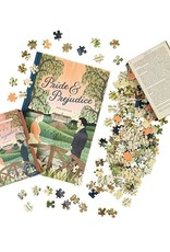 Jigsaw Library: Pride And Prejudice