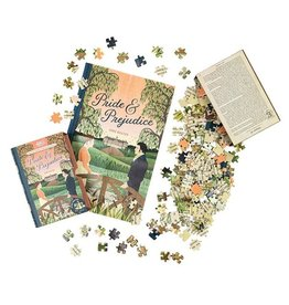 Jigsaw Library: Pride And Prejudice
