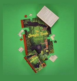 Jigsaw Library: The Jungle Book