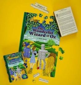 Jigsaw Library: The Wonderful Wizard of Oz