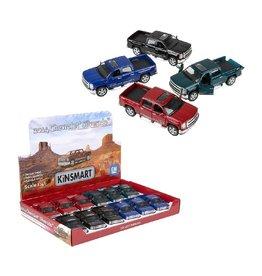 Toy Network 2014 Chevrolet Silverado Pickup Truck Diecast