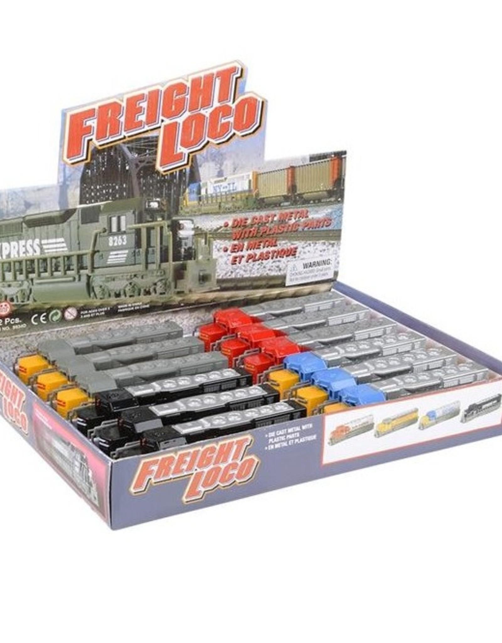 Freight Train Diecast