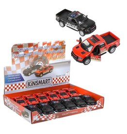 Ford F-150 Police & Firefighter Diecast