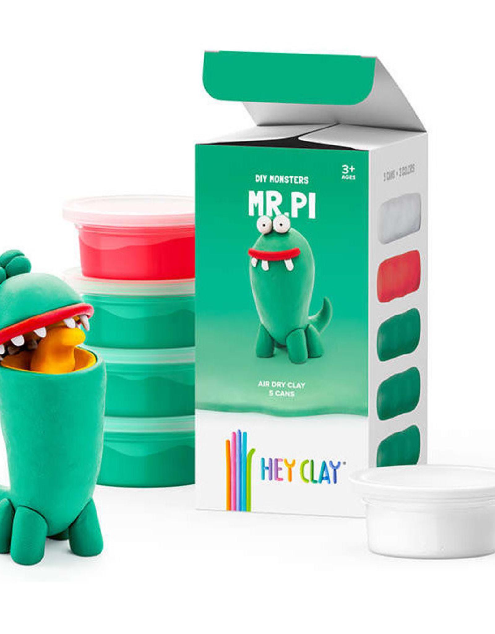 Hey Clay Hey Clay- Mr. Pi