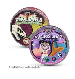 Pharaoh Gems/Dino Jewels Crystal Growing Kits