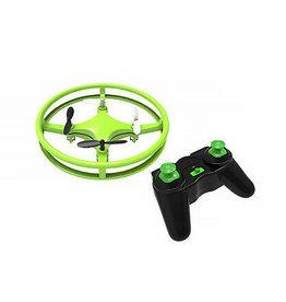 Mindscope Sky Lighter Disc Drone Green