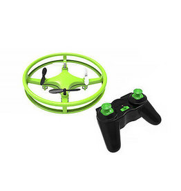 Sky Lighter Disc Drone Green