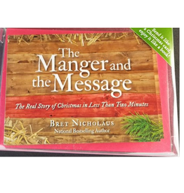 The Manger and the Message Box Set