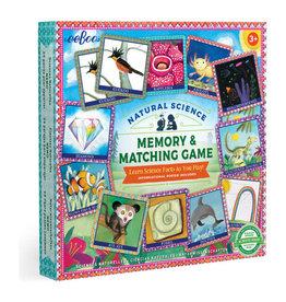 Natural Science Memory & Matching game