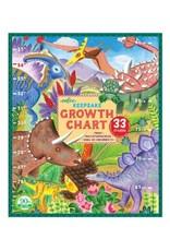 eeboo Grow Like a Dinosaur Growth Chart