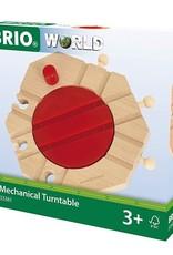 Brio Trains Mechanical Turntable