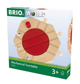 Mechanical Turntable brio