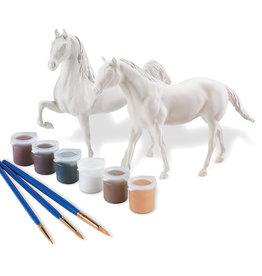 Breyer Paint Your Own Horse - Quarter Horse & Saddlebred
