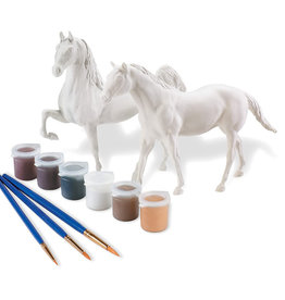 Reeves International Paint Your Own Horse - Quarter Horse & Saddlebred