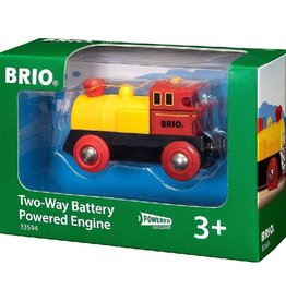 Brio Trains Two Way Battery Powered Engine
