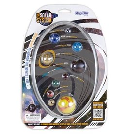Solar System Marble Set