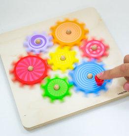 BIGJIGS Toy Cog Puzzle