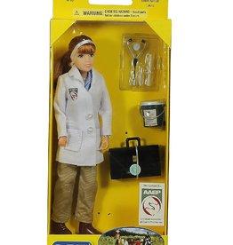"""Reeves International Veterinarian with Vet Kit - 8"""" Figure"""