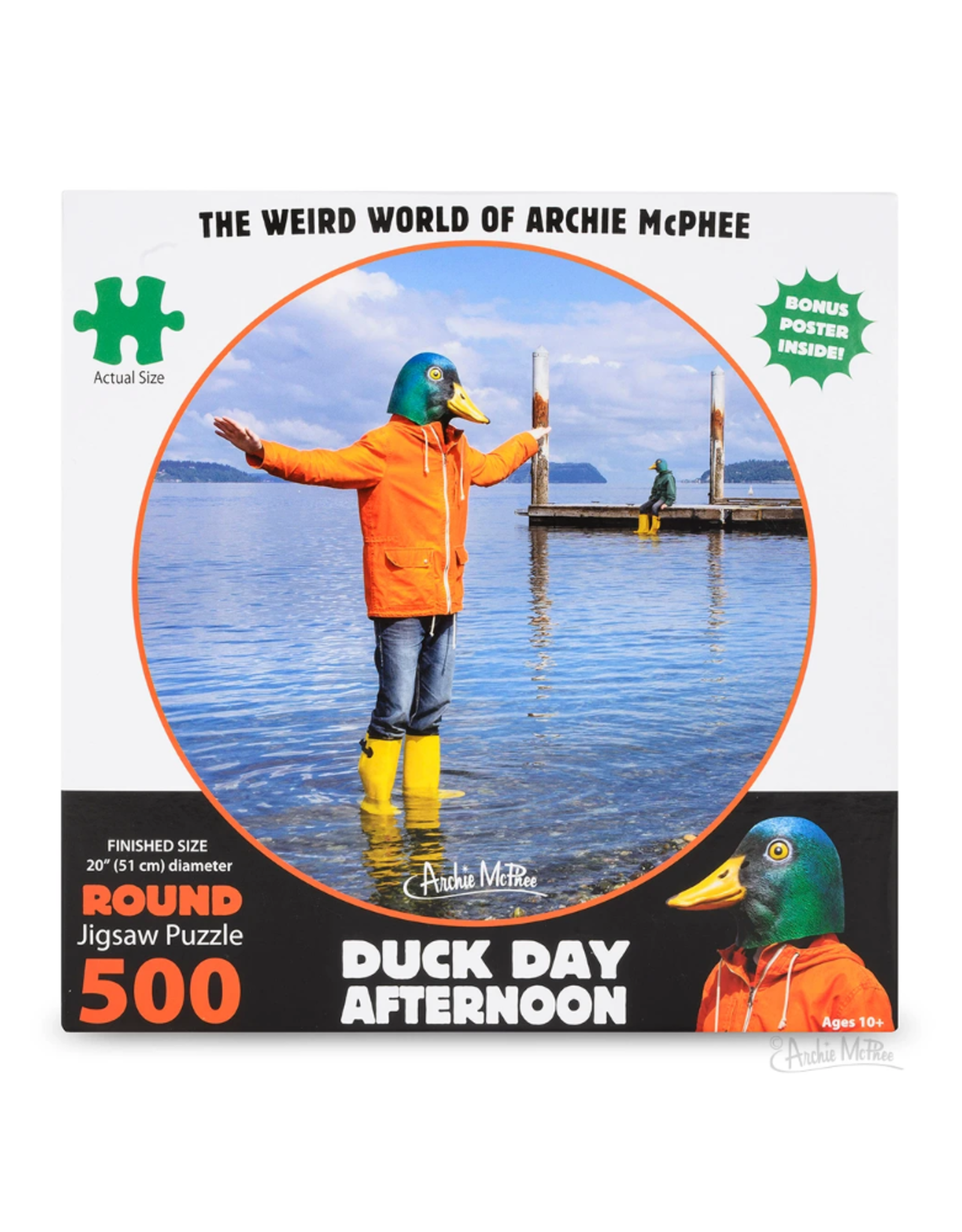 Duck Day Afternoon - 1000pc