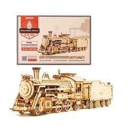 ROBOTIME Prime Steam Express