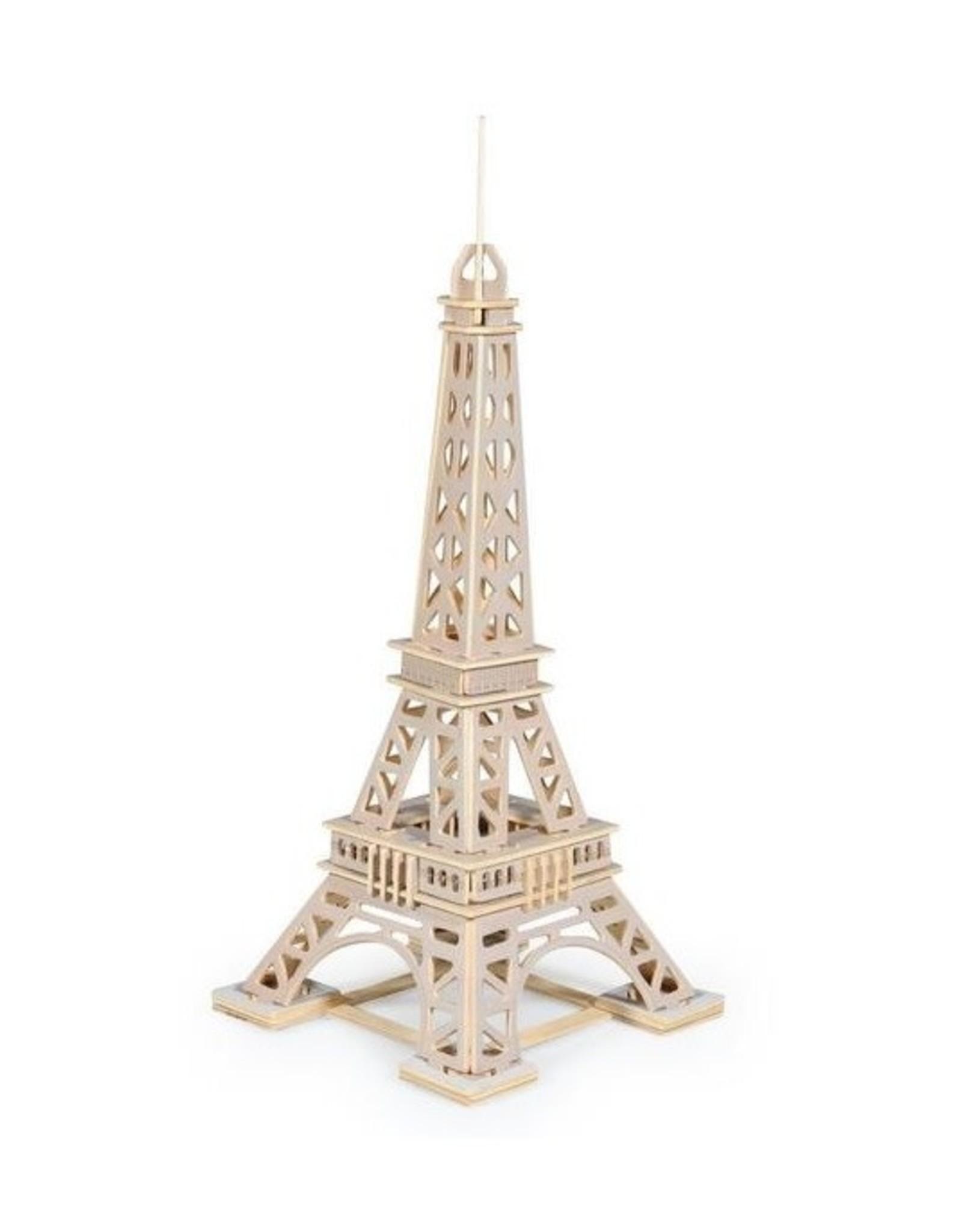 ROBOTIME Eiffel Tower - Wooden Model Kit
