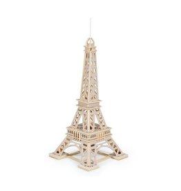 Eiffel Tower - Wooden Model Kit