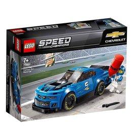 Speed: Chevrolet Camaro ZL1 Race Car