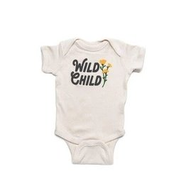 Keep Nature Wild Wild Child Onesie (12M)
