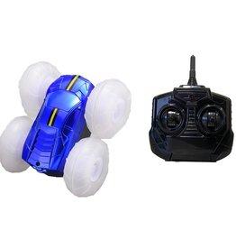 Mindscope Turbo Twister Flip Racers Blue