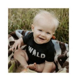 Keep Nature Wild Wild Bear Onesie (12M)