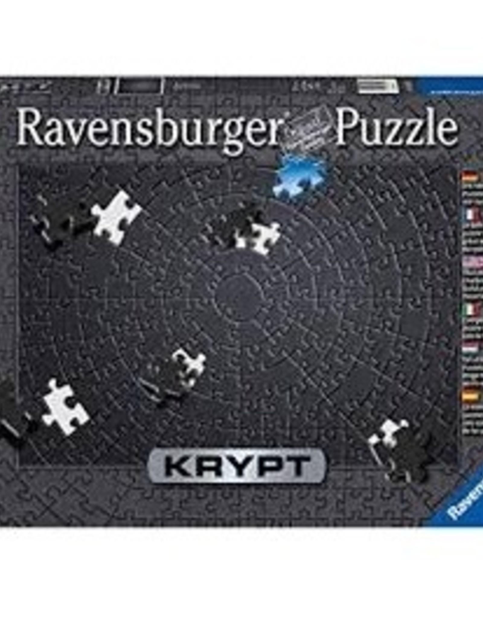 Krypt Black (654 pc Puzzle)