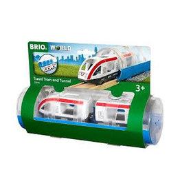 Brio Trains Steam Train & Tunnel