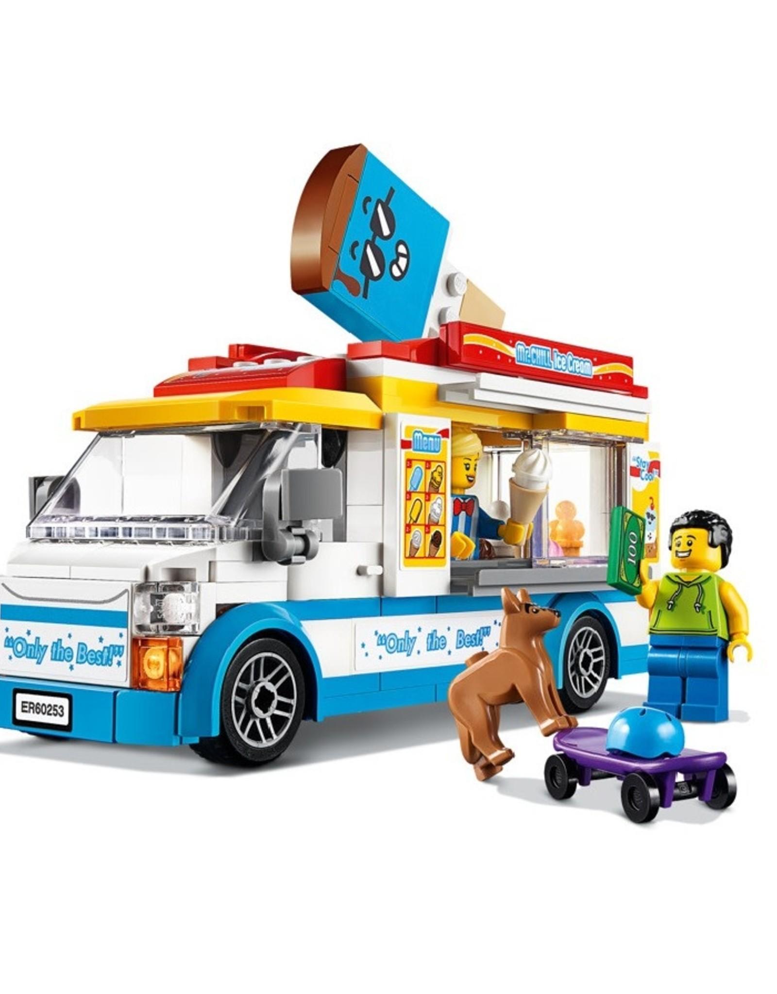 City: Town Ice-Cream Truck