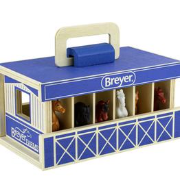 Breyer Breyer Farms Wooden Carry Case - Horses