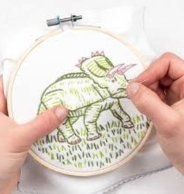 Dino-Mite - Embroidery Kit 5""